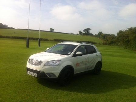 New addition to Beaconcomms Vehicle Fleet Aug 2013